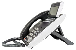 Office telephone set Royalty Free Stock Image