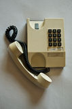 Office telephone set Stock Images