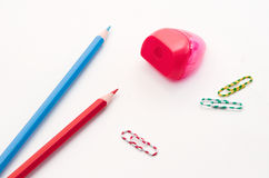 Office tools. Royalty Free Stock Photo