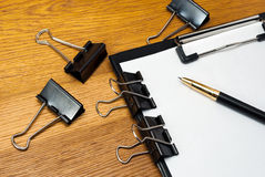 Office tools. Stock Image