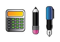 Office tools Royalty Free Stock Photo