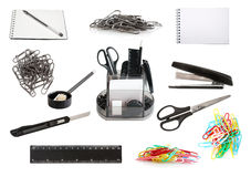 Office tools set Royalty Free Stock Photography