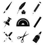 Office tools Royalty Free Stock Photos