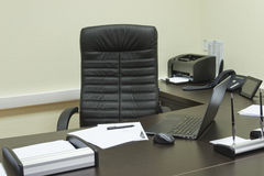 Office of top manager Stock Photos