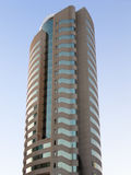 Office Tower. Tall building in Dubai royalty free stock photography