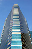 Office tower. Bangkok office block Royalty Free Stock Photo