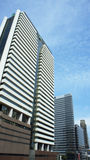 Office tower at sathon Stock Photo