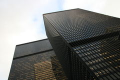 Office towers Stock Photo
