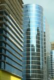 Office Towers Vancouver Canada Royalty Free Stock Images
