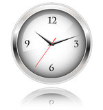 Office wall clock Stock Photo