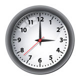 Office wall clock Royalty Free Stock Image