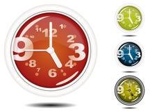 Office Wall Clock Royalty Free Stock Photos