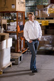Office warehouse storage room Royalty Free Stock Photography