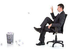 Office waste Stock Photography