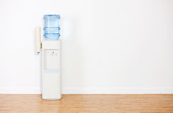 Office Water Cooler Royalty Free Stock Photography