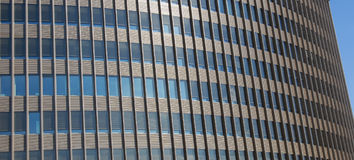 Office windows Stock Photography