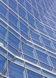 Office windows abstract Royalty Free Stock Photos