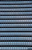 Office windows Manchester. Office block windows in Manchester Stock Photos