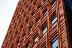 Office windows Stock Image