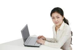 Office woman Stock Photo