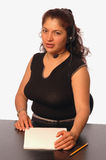 office woman στοκ εικόνα με δικαίωμα ελεύθερης χρήσης