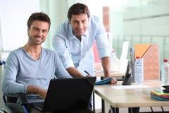 Office work Stock Image