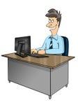 Office work Stock Photo