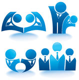 office work and business team Royalty Free Stock Photography