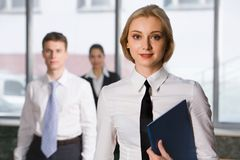 Office worker Stock Photos