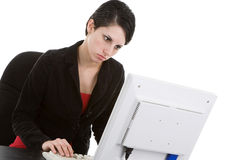 Office Worker Stock Photo