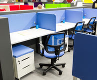 Office worker's place Royalty Free Stock Photo