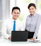 Office workers Stock Photography