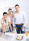 office workers Στοκ Εικόνα