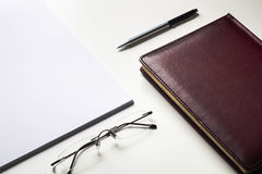 Office working  papers Stock Photography