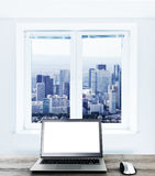 Office workplace Royalty Free Stock Photography