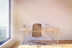 Office with workspace toning Stock Photos