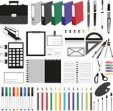Offices stock illustration