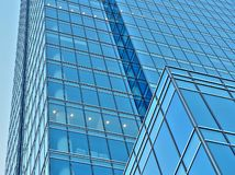 Offices building Royalty Free Stock Photo