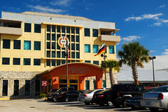 Offices of the Miccosukee stock images