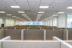 Offices in a row. Royalty Free Stock Photos