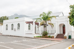 Offices of the Swellendam Municipality Stock Images