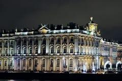 Officiële feestdag in Noordelijke stad Heilige Petersburg royalty-vrije stock afbeelding