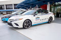 Official Daytona 500 Pace Car stock images