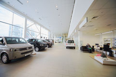 The Official Dealer Volkswagen Stock Images