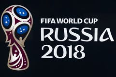 Official Emblem of WC 2018. Official emblem of FIFA World Cup 2018 in Russia