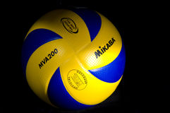 Official FIVB volley ball Royalty Free Stock Photo