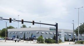 Daytona International Speedway Employment Parking, Daytona, Florida