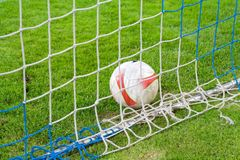 Official soccer ball Royalty Free Stock Images