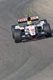 Official training session of Formula One , 2005 Royalty Free Stock Photos