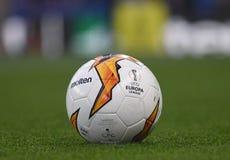 Free Official UEFA Europa League Match Ball Royalty Free Stock Photos - 185383818
